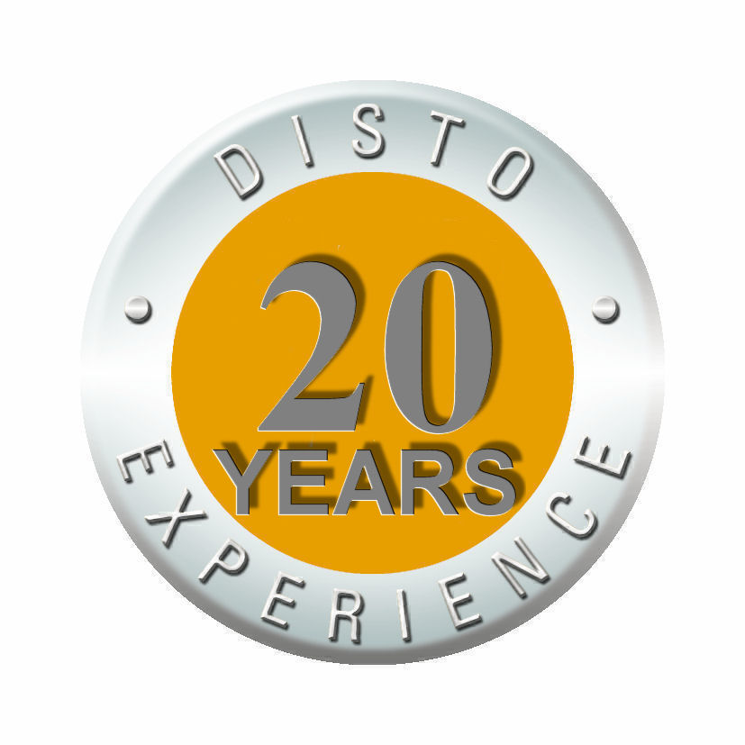 15 Years Disto Experience
